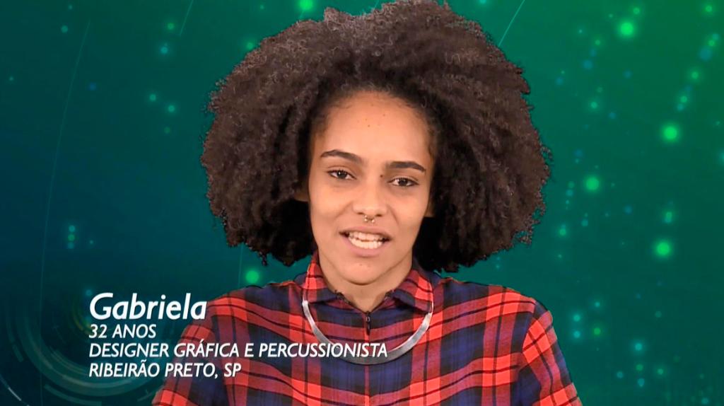 Gabriela do BBB19