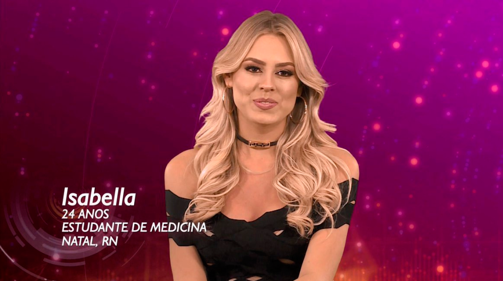 Isabella do BBB19