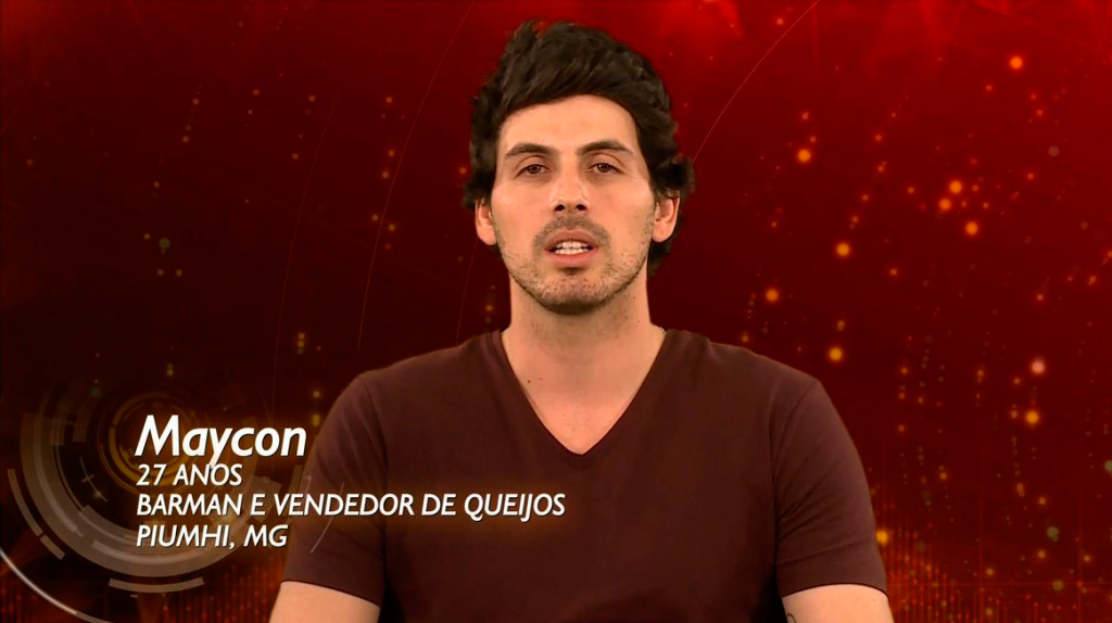 Maycon do BBB19