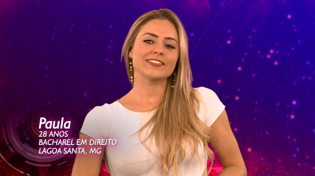 Paula do BBB19