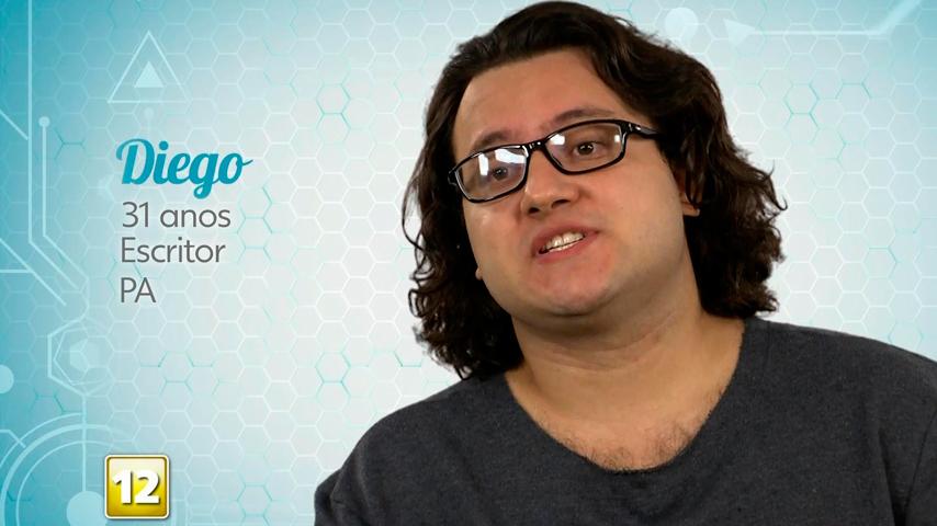 Diego do BBB18