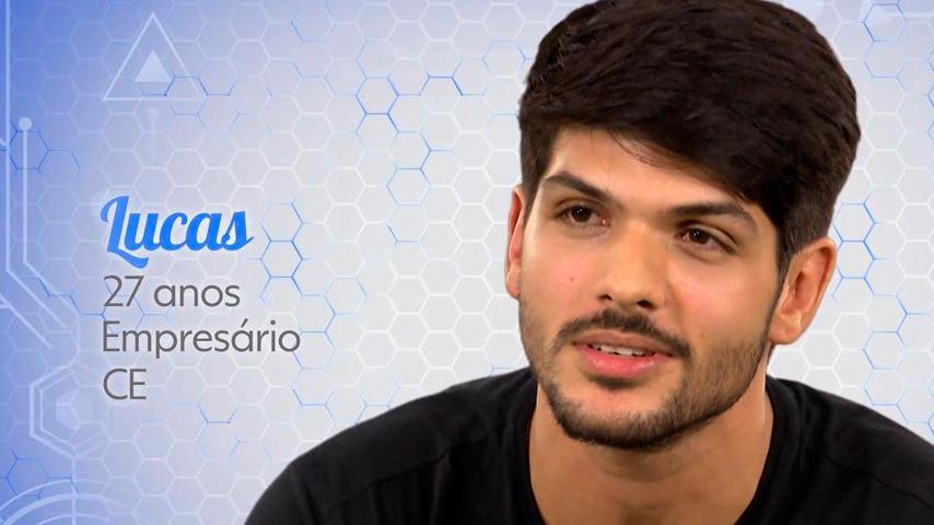 Lucas do BBB18