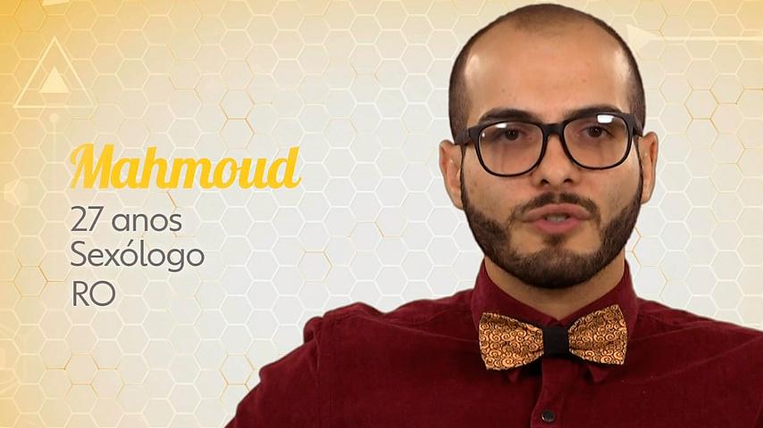 Mahmoud do BBB18