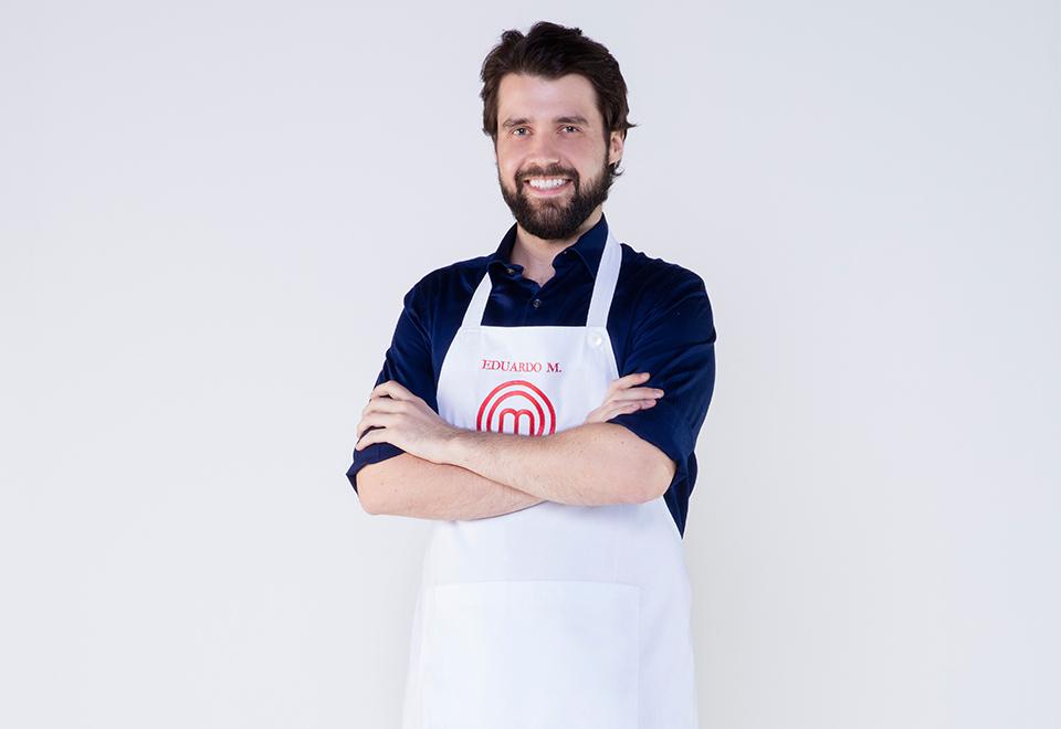 Eduardo Mauad do MasterChef Brasil