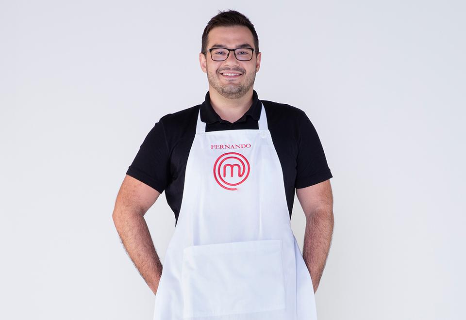 Fernando Consoni do MasterChef Brasil