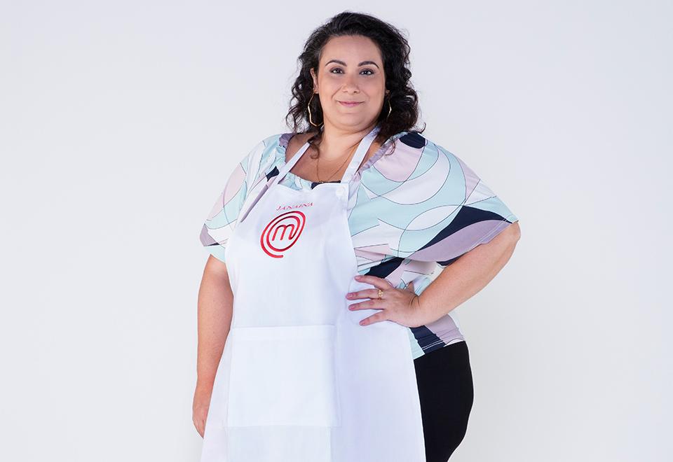 Janaina Caetano do MasterChef Brasil