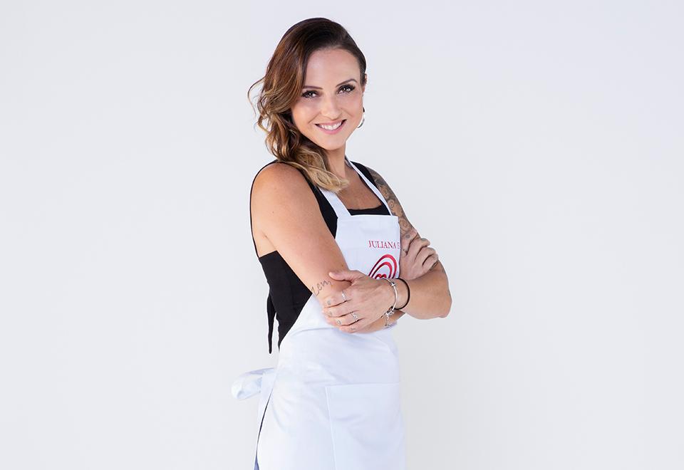Juliana Fraga do MasterChef Brasil