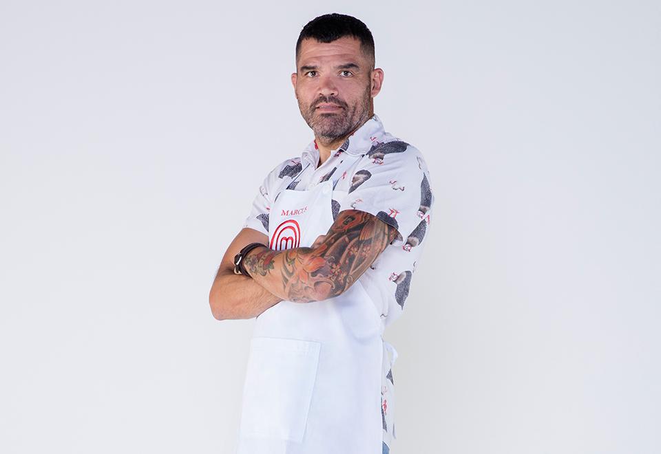 Marcus Lima do MasterChef Brasil