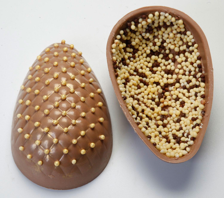 ovo com crocantes