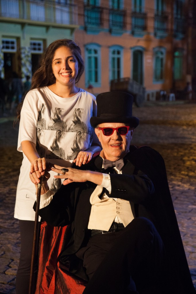 Diretora Patricia Pedrosa