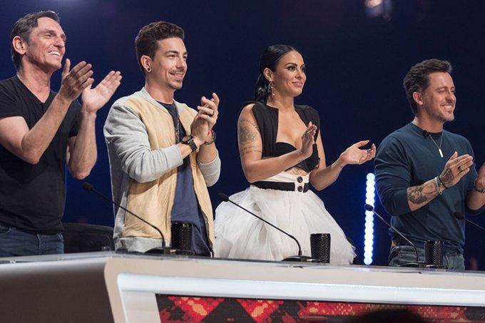 Kelly Fuzaro / X Factor