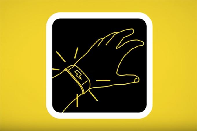 Pavlok dispositivo choque