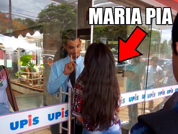 Resumo Pega Pega, Maria Pia