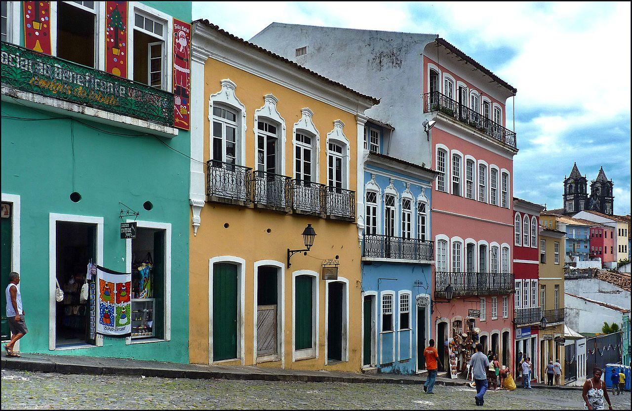 Salvador (BA) – Primeira capital do Brasil