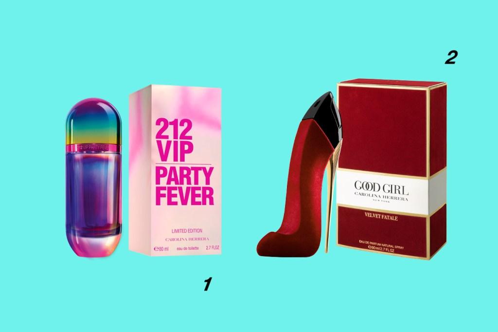 Perfumes para presente no Natal 2018