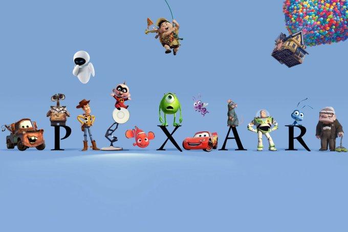 Personagens Pixar