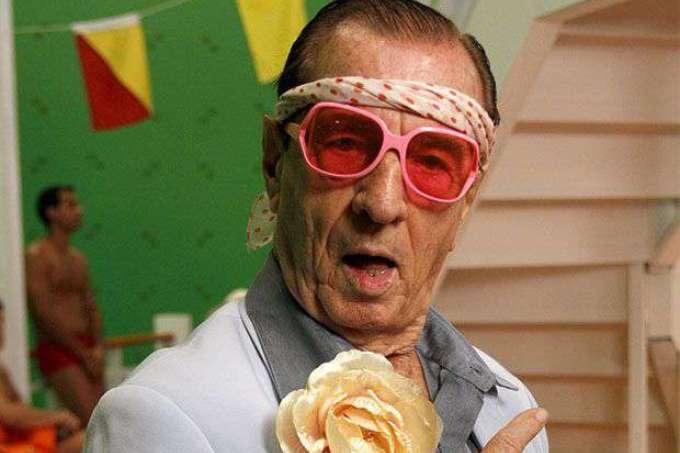Aos 99 anos, ator Orlando Drummond revive Seu Peru da ...