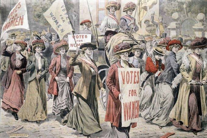 Marcha das Mulheres