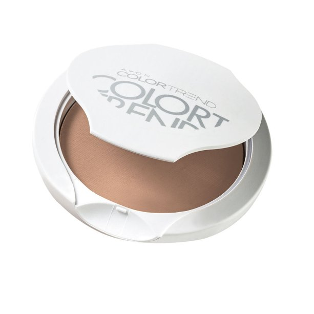 <strong>Avon - </strong>Pó Compacto Color Trend FPS 10 - R$ 19,99
