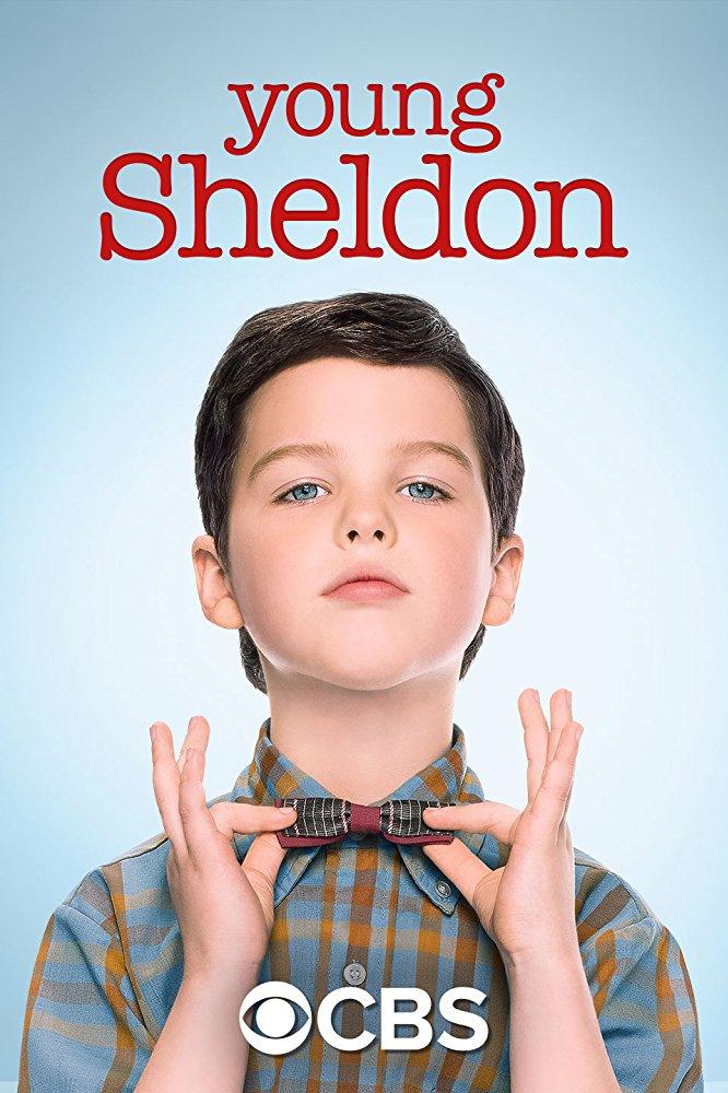 Pôster de Young Sheldon