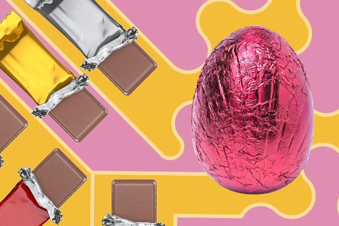 Por que o ovo de páscoa é mais caro que a barra de chocolate