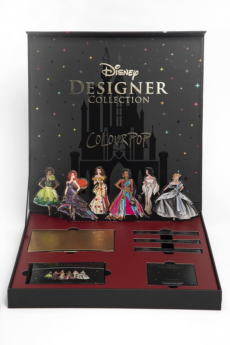 Disney X ColourPop