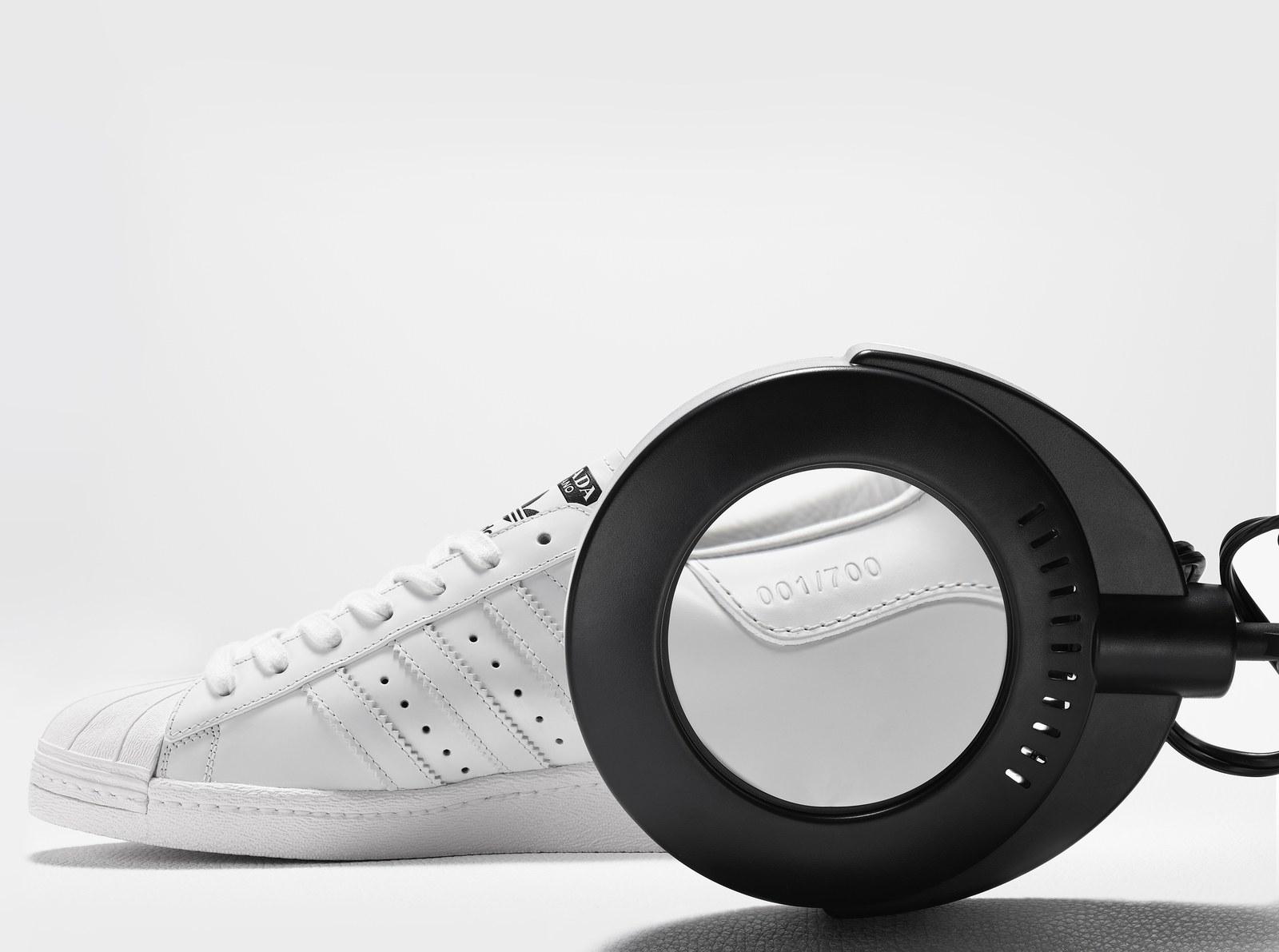 Collab de Prada e Adidas
