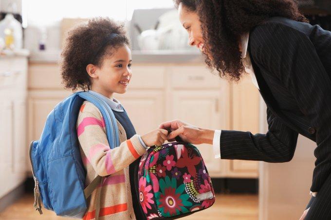 preparativos simples para a volta às aulas ser mais tranquila