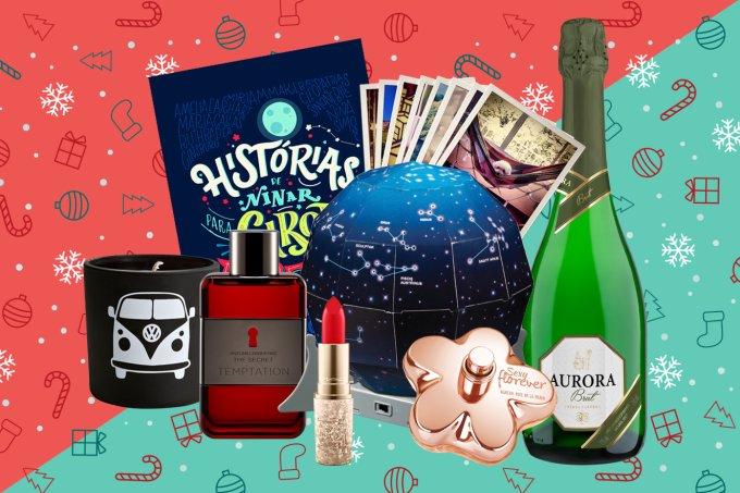 Ideias de presentes de Natal criativos e baratos