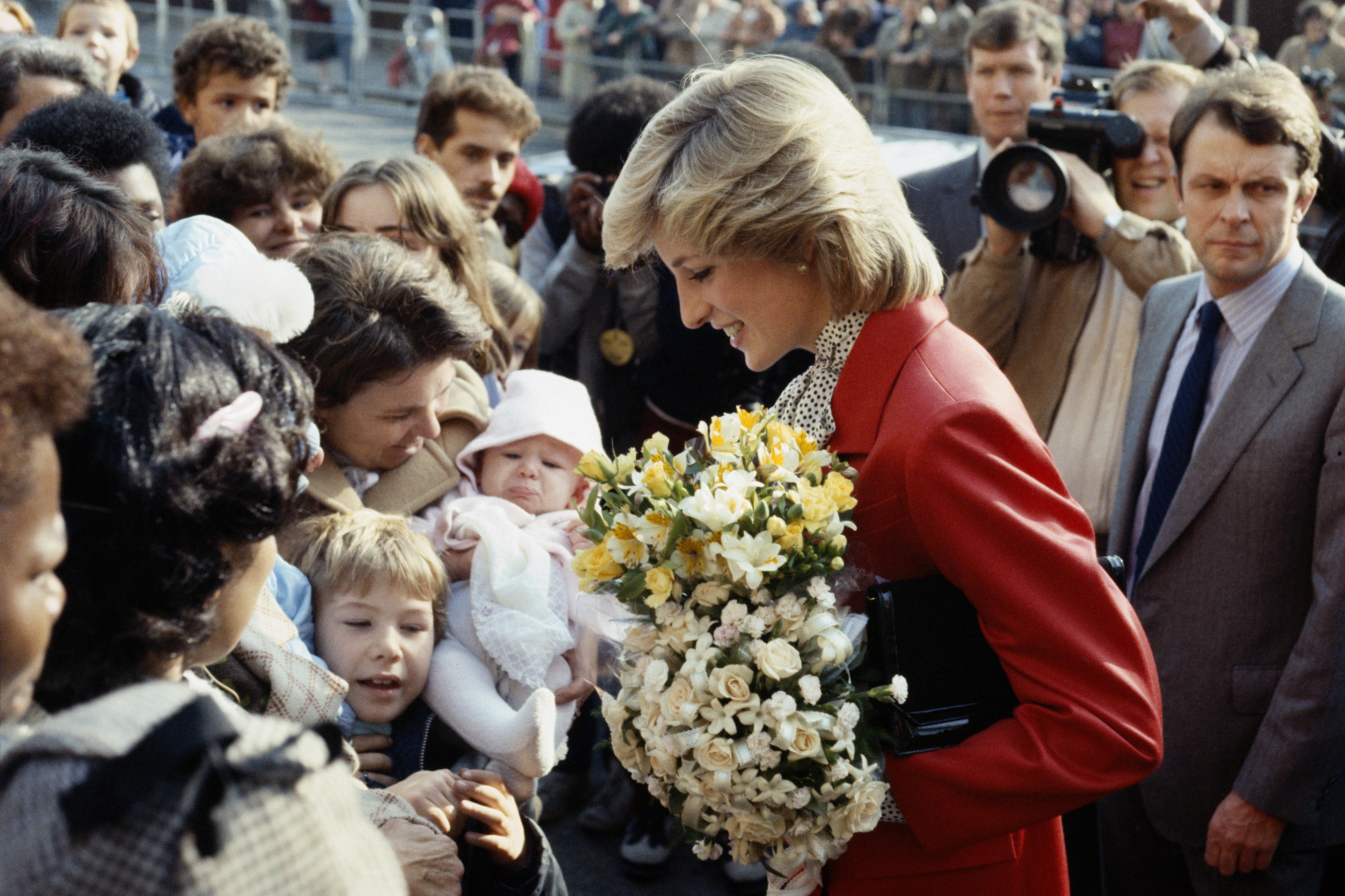 Princesa Diana Biografia