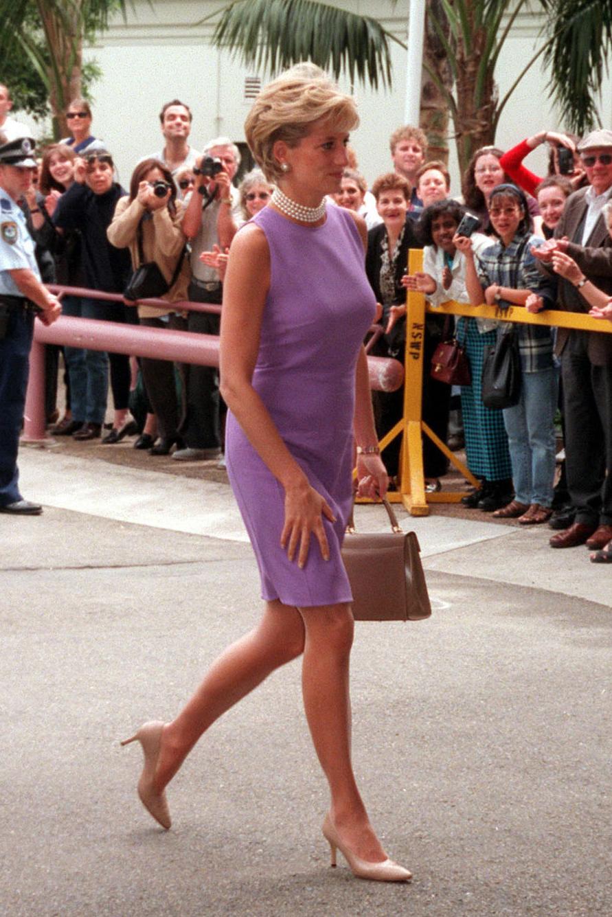 Estilo da Princesa Diana