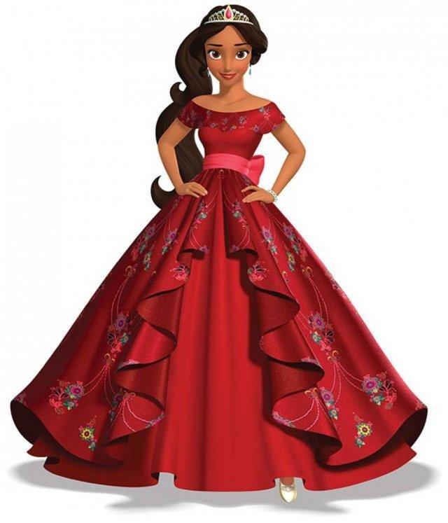 Elena De Avalor Primeira Princesa Latina Da Disney Usa Vestido Criado Por Estilista Nascida Em Mg Claudia