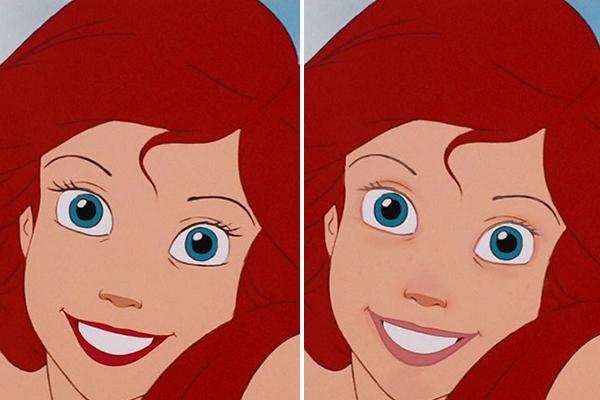Disney/Divulgação e Loryn Brantz/Buzzfeed