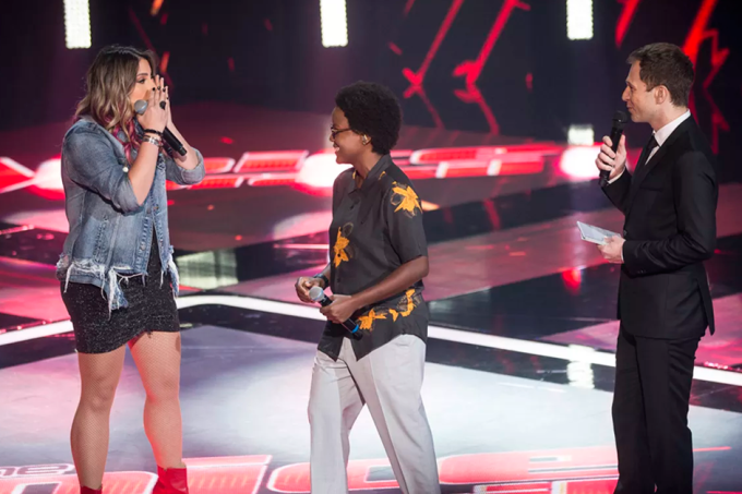 Isa Guerra derrota Priscila Tossan e está na final do The Voice Brasil
