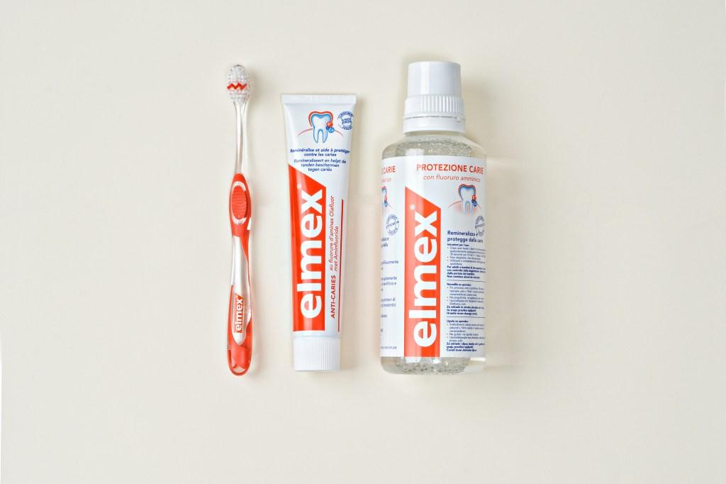 o kit completo que vai proteger seus dentes contra o envelhecimento precoce.