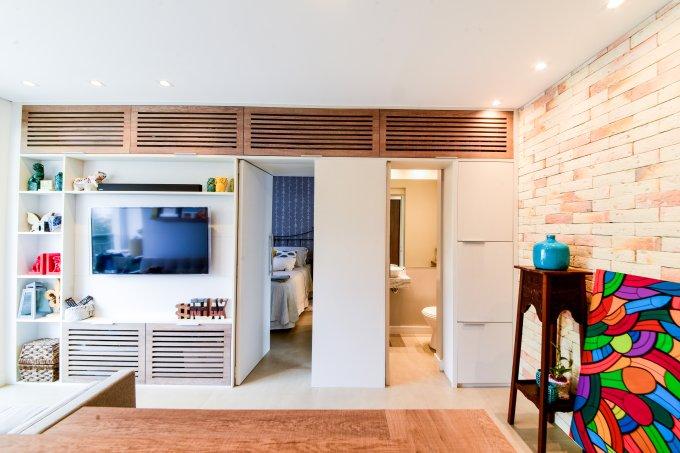 apartamento de 38m² edgar sacchi
