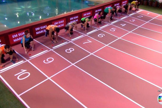 Prova do Atletismo BBB18