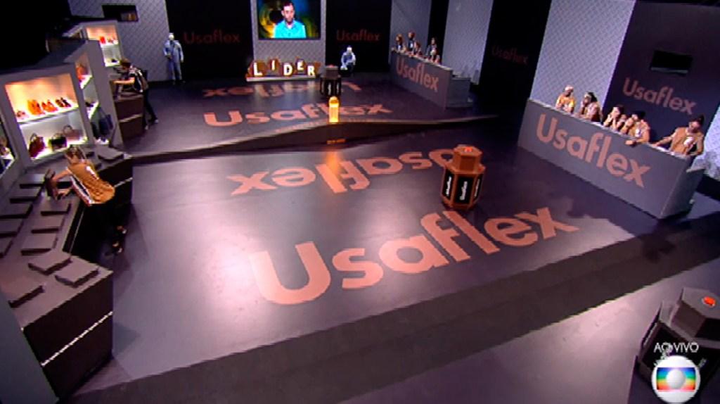 Prova Usaflex BBB18