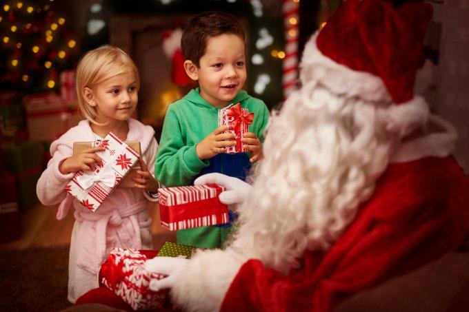 Qual é o momento certo para contar às crianças que Papai Noel não existe