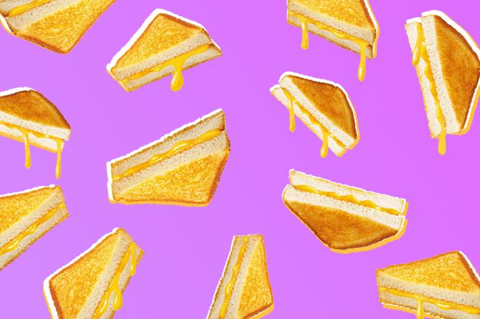 queijo quente fim
