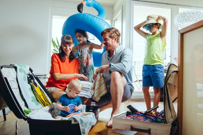 Quiz: Resort, praia, serra – para onde sua família deve ir nas férias?