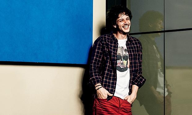 Rafael Losso: 'Não estou acostumado a ser reconhecido na rua, dar entrevistas, fazer pose'