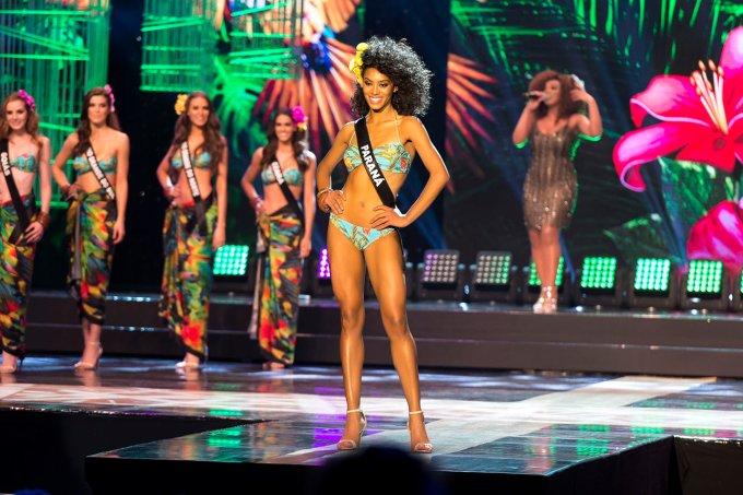 Raissa Santana no Miss Brasil 2016
