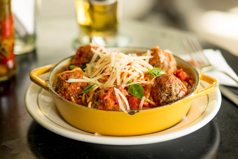 Receita com acém: Espaguete da Mooca, do Bar Original
