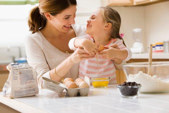 Receitas com 3 ingredientes para fazer com as crianças