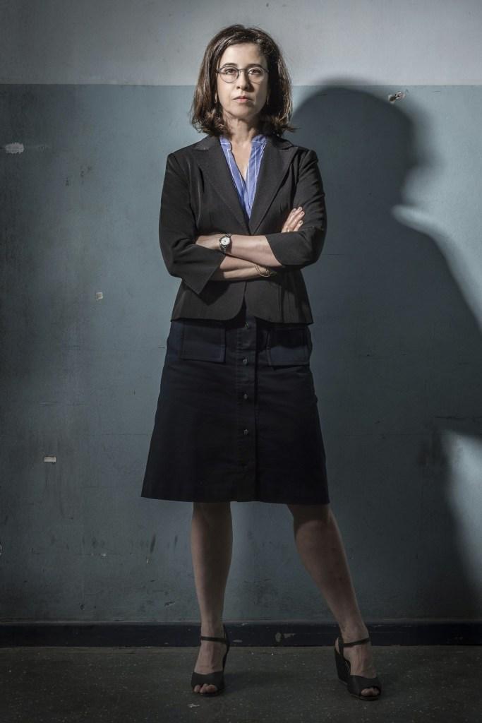 A administradora Renata em Sob Pressão