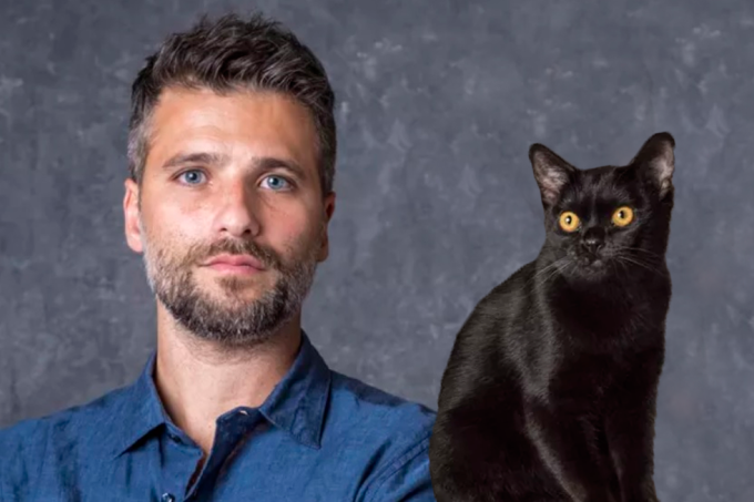 Resumo da novela O Sètimo Guardião, Gabriel e o gato Leon
