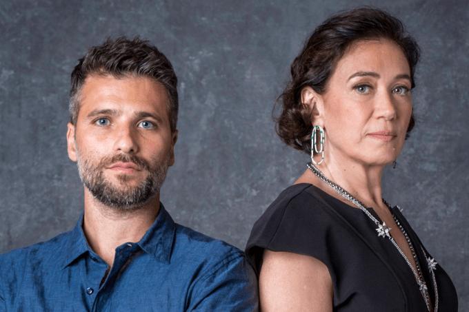 Resumo da novela O Sétimo Guardião, Gabriel e Valentina