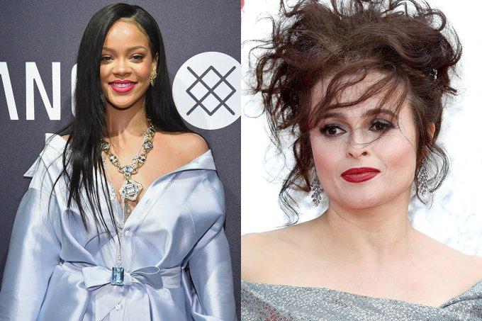 Rihanna-e-Helena-Bonham-Carter