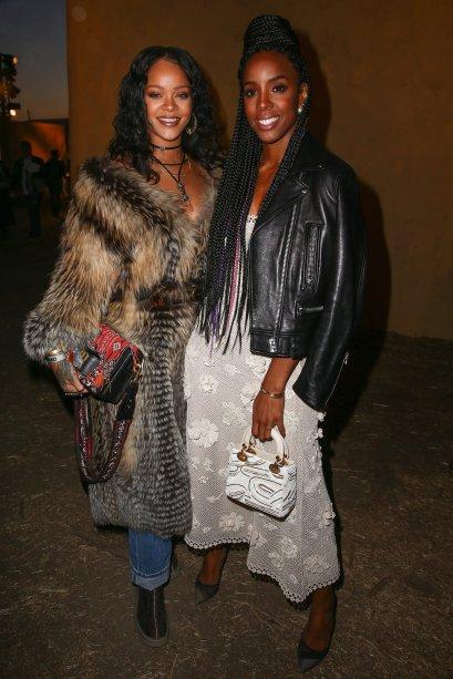 Rihanna e Kelly Rowland